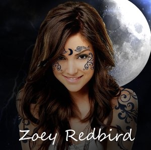 House of Night vampyre, Zoey Redbird