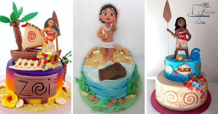 """A princesa Moana surgiu recentemente e já é um sucesso entre os mais pequenos. É um dos temas mais pedidos para festas de aniversários infantis. O filme """"M"""