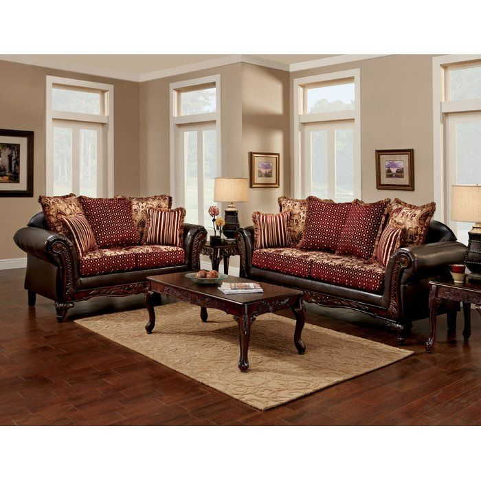 Doonans Configurable Living Room Set Victorian Living Room