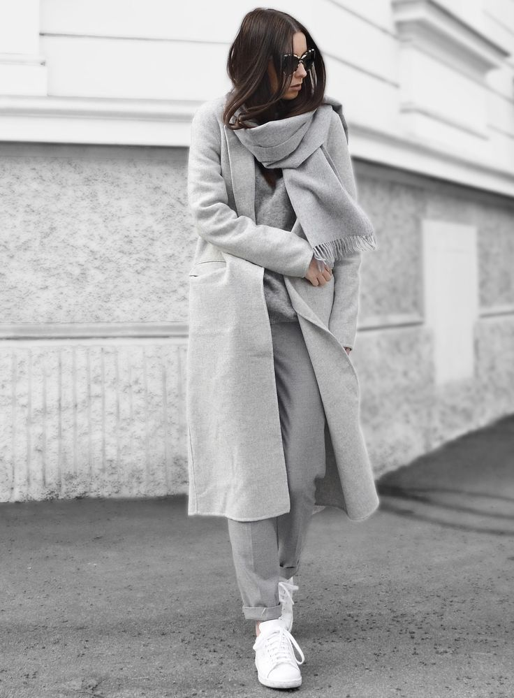 Covered in all grey all day.. ☁️☁️ | IG: @hauteatheart