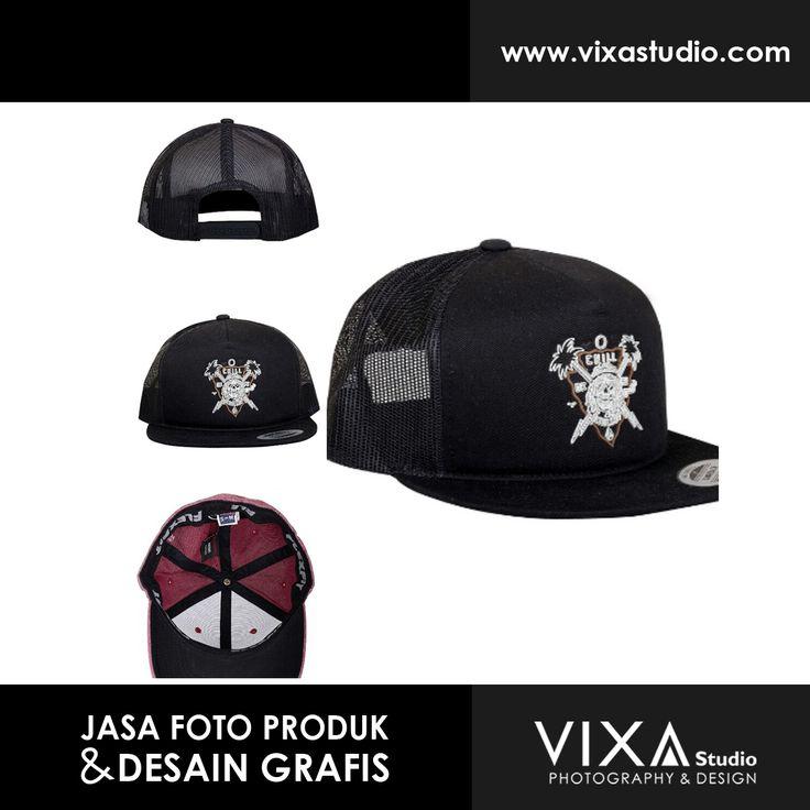 Jasa Foto Produk - Foto produk untuk toko online - Foto produk untuk advertising  Topi