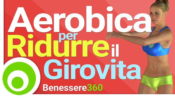 Allenamento completo di aerobica per ridurre il girovita e dimagrire la pancia, 15 Minuti di esercizi cardio per bruciare grassi e tonificare senza pesi o at...