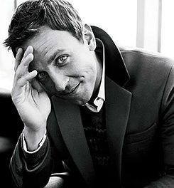 Seth Meyers - smart and nice and charismatic - GAWD