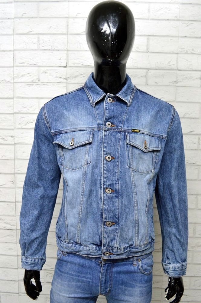 best website fa060 74a53 Giubbino DIESEL Taglia Size L Cappotto Giubbotto Jeans ...