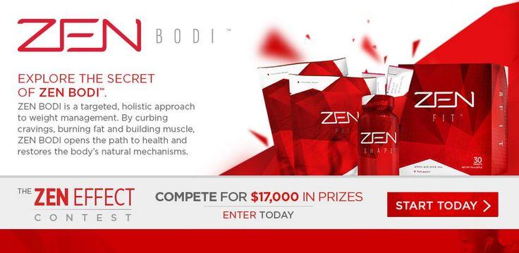 Contest | Zen Bodi System & Challenge