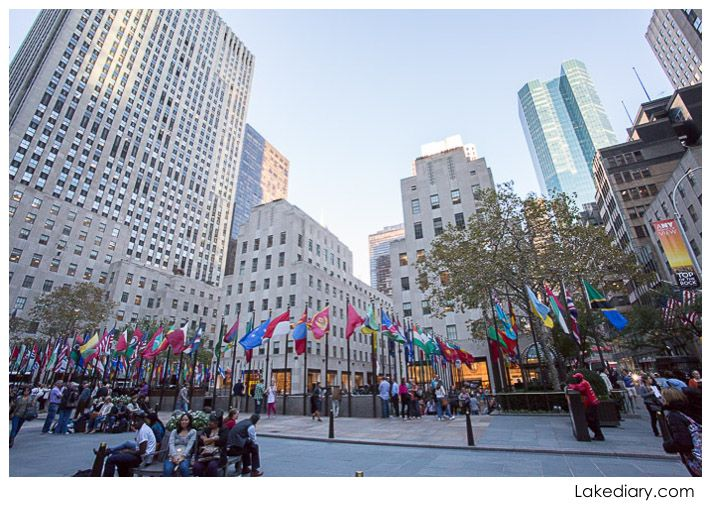 4 Top Attractions Of NYC Rockefeller Center | Lake Diary