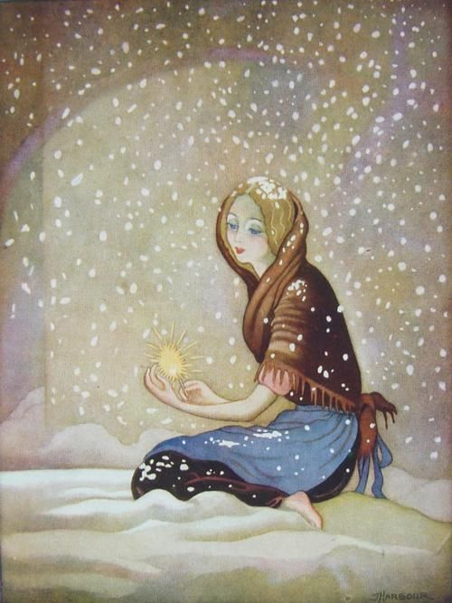 32 best Fairytale Little Match Girl images on Pinterest The