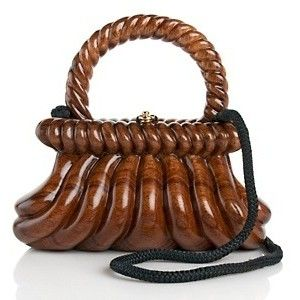 48 best images about Wooden handbags on Pinterest