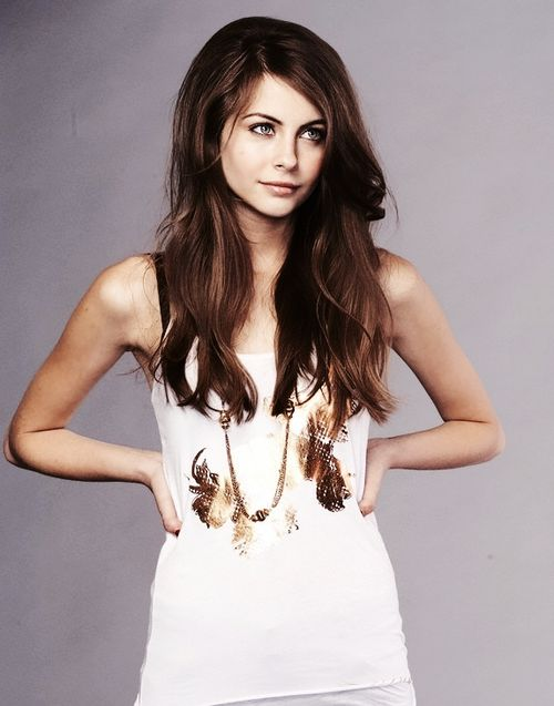 willa holland short hair - Google Search