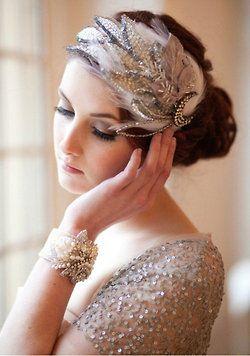 great gatsby wedding :)