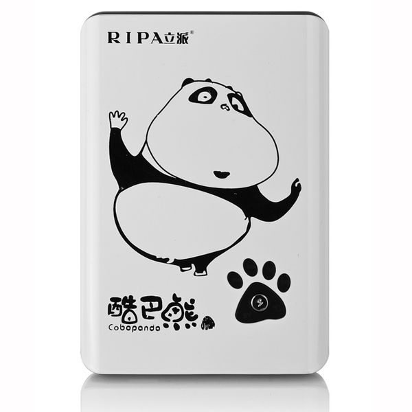 RIPA BS9001 8800mAh Portable Power Bank With Hand Warmer Function