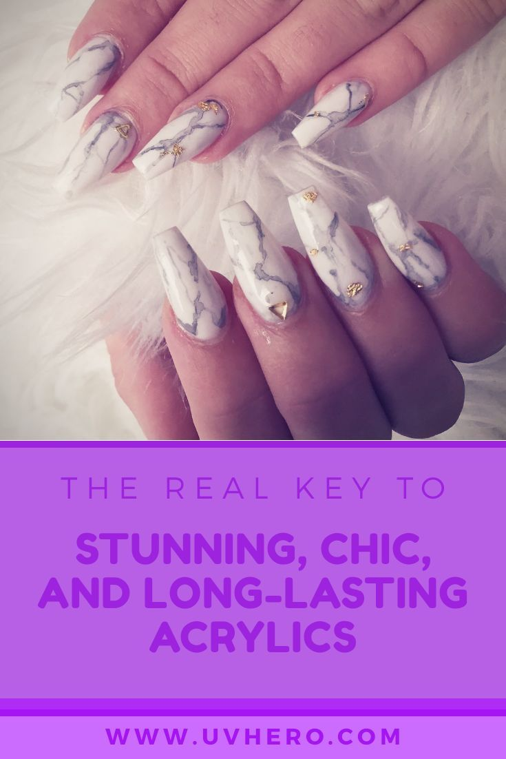 How Long do Acrylic Nails Last? Let\'s Find Out!   Your \