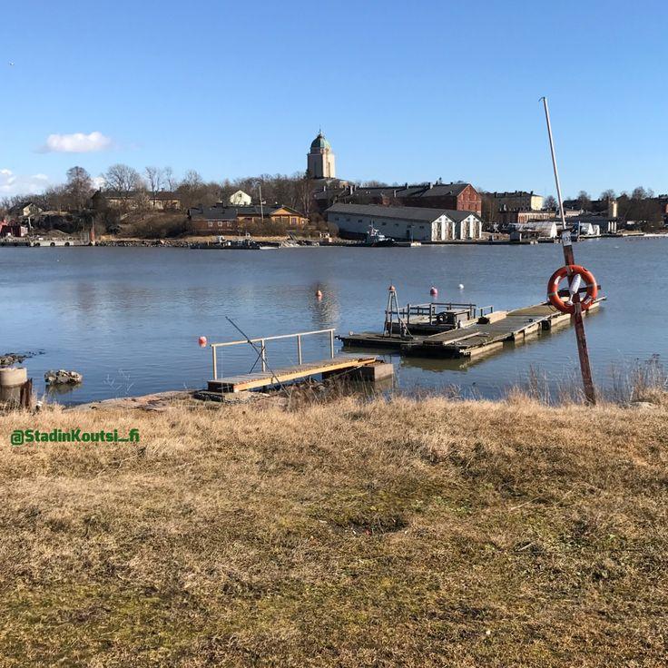 Spring in Helsinki