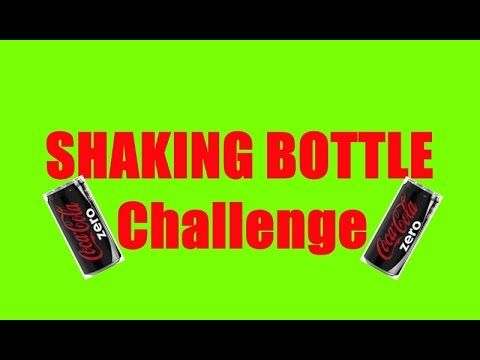 CHALLENGE - Shaking Bottle Challenge #1