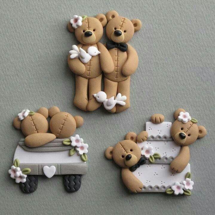 boda osos idea