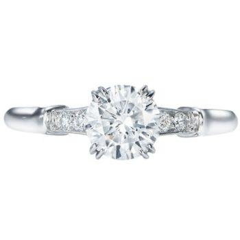 ラウンド・トリスト・リング - Harry Winston(ハリー・ウィンストン)の婚約指輪