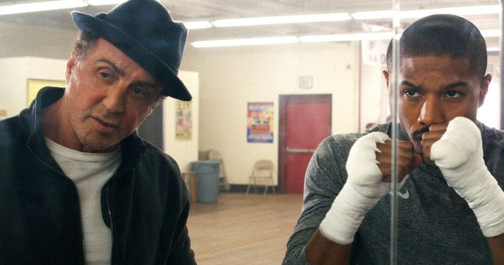 'Creed' Trailer #2: Rocky Fights for Apollo's Son -- Sylvester Stallone's Rocky Balboa trains Apollo Creed's son Adonis to become a boxing champion in the second trailer for 'Creed'. -- http://movieweb.com/creed-trailer-2-sylvester-stallone-rocky-movie/