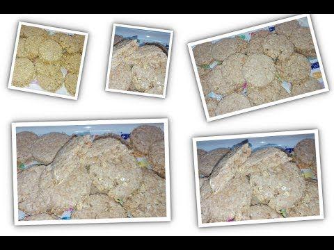 Biscotti integrali con farina di Timilia ( Tumminia )