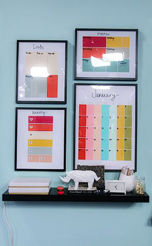 Dry Erase Weekly Calendar Board : Best ideas about dry erase paint on pinterest wall