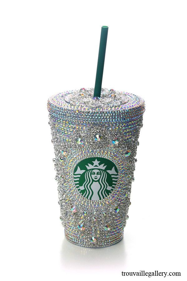 Swarovski Starbucks Cup ☕. So cool