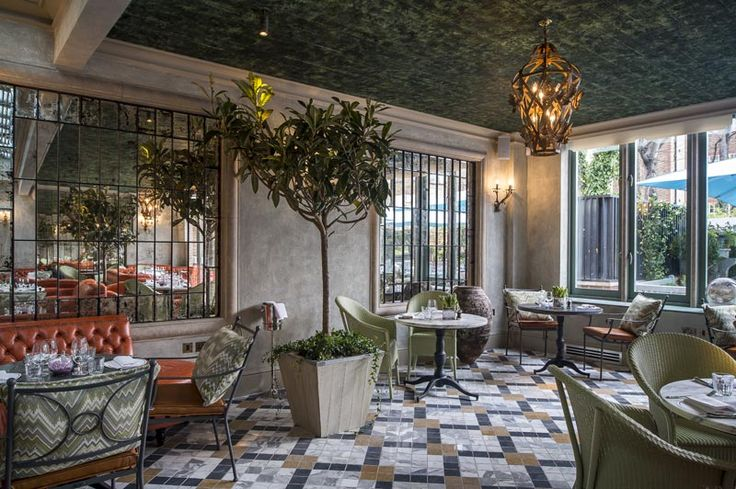 The Ivy Chelsea Garden Orangery2. The perfect place for summer lunches