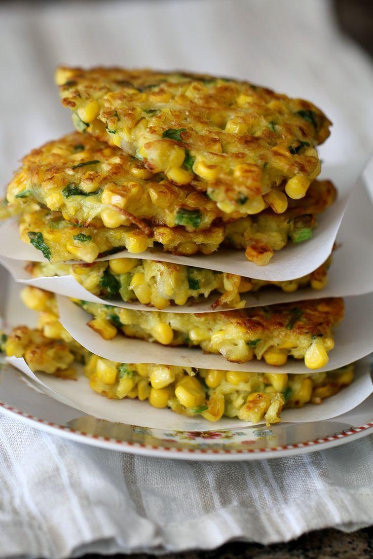 Perkedel Jagung (Indonesian Savory Corn Fritter)   ~Elra's Cooking~