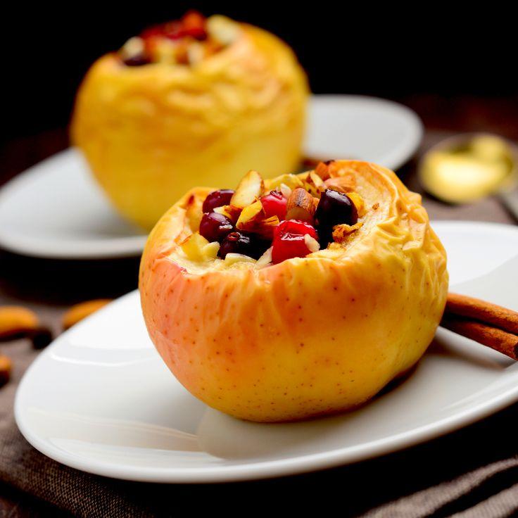Печеные Яблоки В Диете.