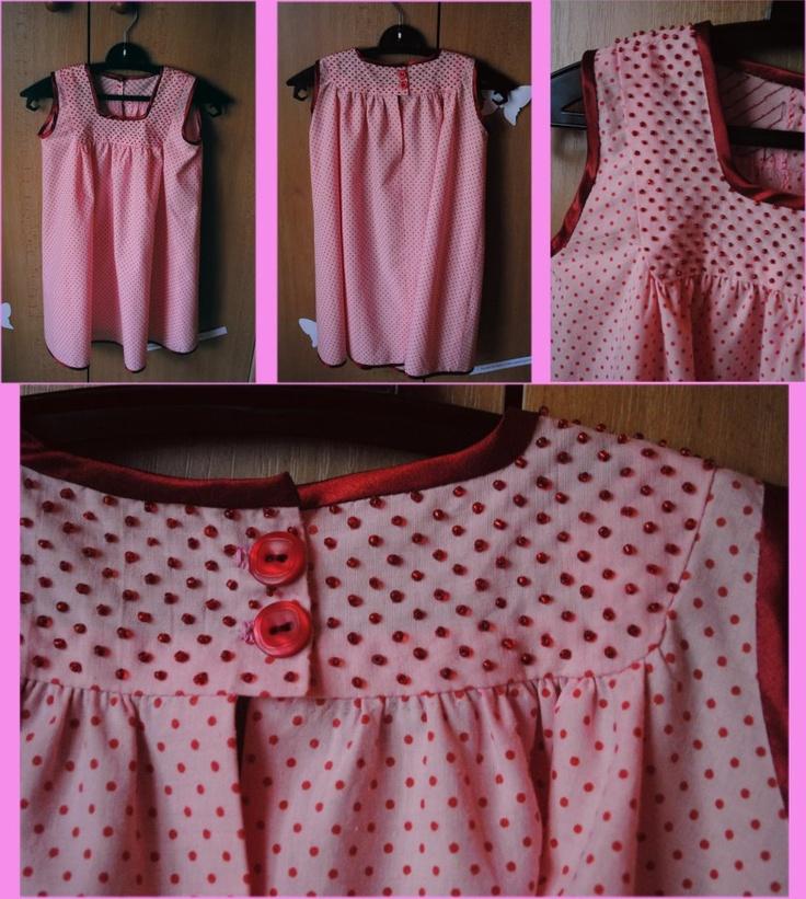 cute dress for little girl...