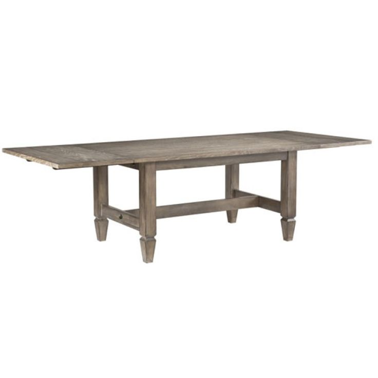 Legacy Classic Brownstone Village Trestle Table LC 2760 422K