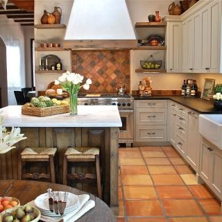 17 best images about southwest decorating on pinterest for Southwest style kitchen cabinets