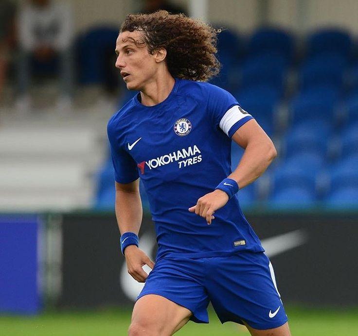 Image result for David Luiz Chelsea 2017