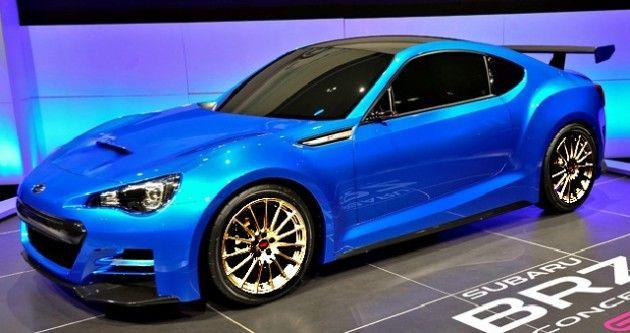 2016 Subaru BRZ Specs Review