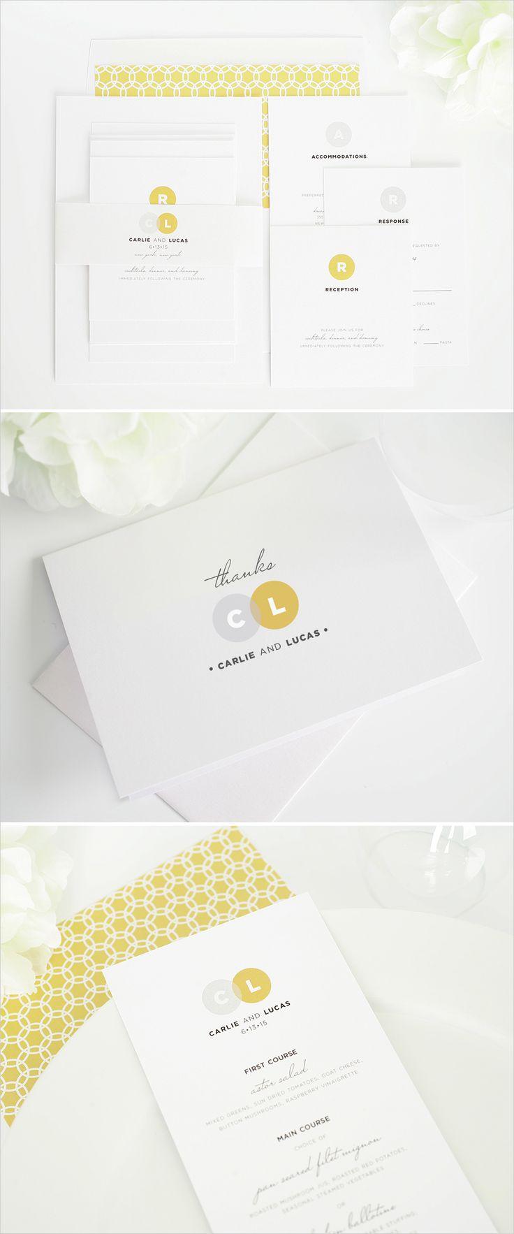 Circle couple wedding invitations. #stationery #invitations #savethedate #rsvp #wedding http://www.shineweddinginvitations.com/wedding-invitations/circle-couple-wedding-invitations