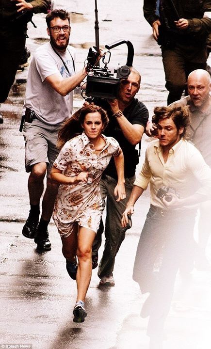 Emma Watson action - Colonia Dignidad (10/12)