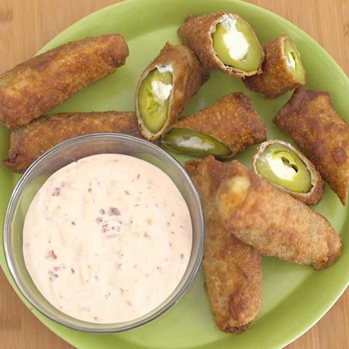 Fried Pickle Poppers! LIKE Cooking Panda for more delicious videos!!!
