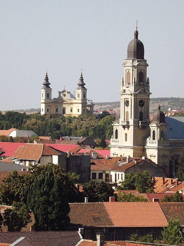 Bazilica Romano-Catolica si Biserica Romano Catolica Olosig