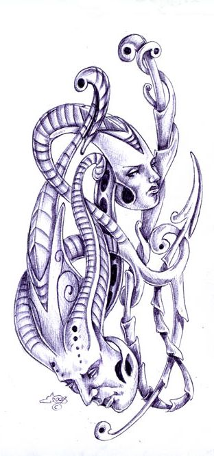tattoo 1 by chebot.deviantart.com on @DeviantArt