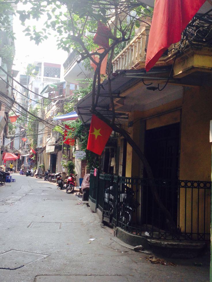 Somewhere in Hanoi