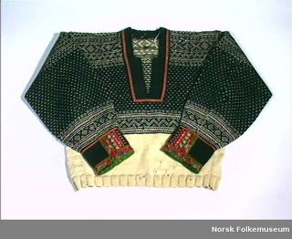 Old sweater form Setesdal