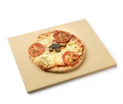 Prostokątny kamień do pizzy - Barbecook - markowe grille