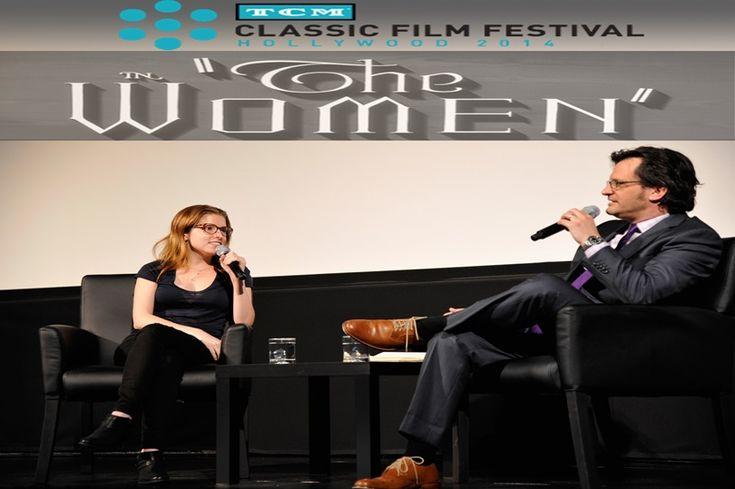 """Anna Kendrick No """"TCM Classic Film Festival"""" Em 12..."""