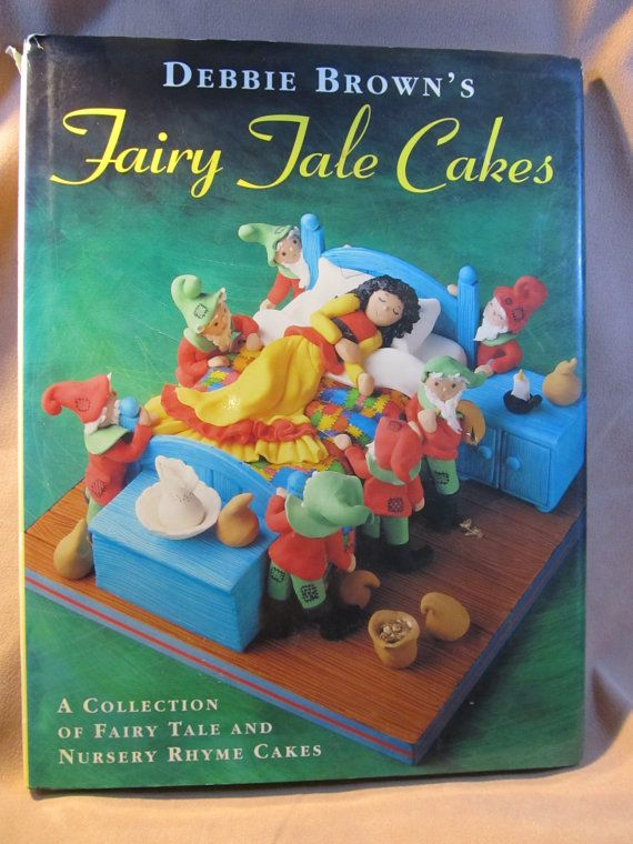 Hey, I found this really awesome Etsy listing at https://www.etsy.com/listing/171810393/vintage-fairy-tale-cakes-book-by-debbie