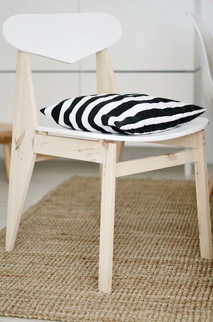 s i n n e n r a u s c h | Kreuzberg 36 Chair, DIY Furniture, Möbel selber bauen