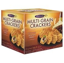 Gluten Free Crackers at Sams Club..Crunchmaster Multi-Grain Crackers ...