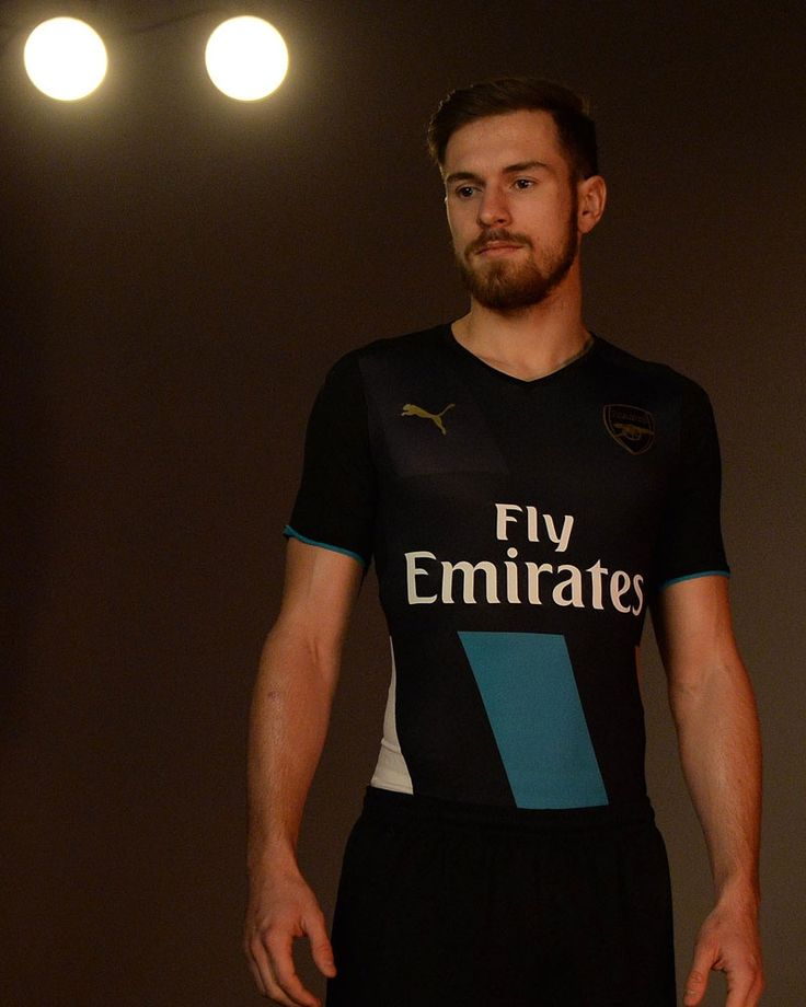 Aaron Ramsey. Arsenal and PUMA launch new cup kit. Order your Cup kit here: http://arsn.al/3EAODM