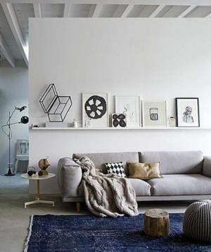 1000 Id Es Propos De Canap S Gris Fonc Sur Pinterest Chambres Gris Fonc