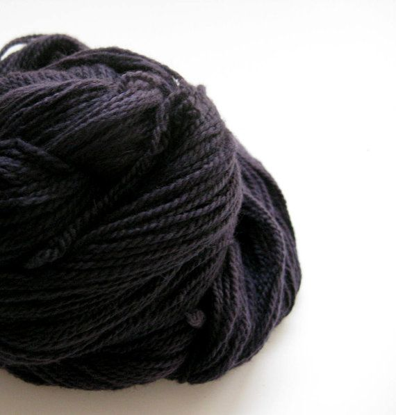 Cormo Yarn Hand Dyed 4Ply Fingering Weight 100g 3.5oz by msgusset, $32.00