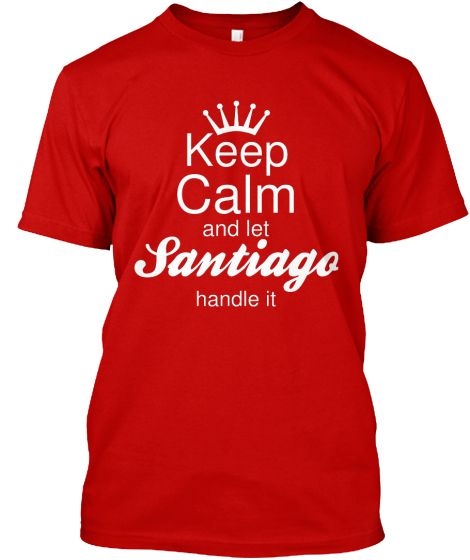 Santiago Family T-shirt