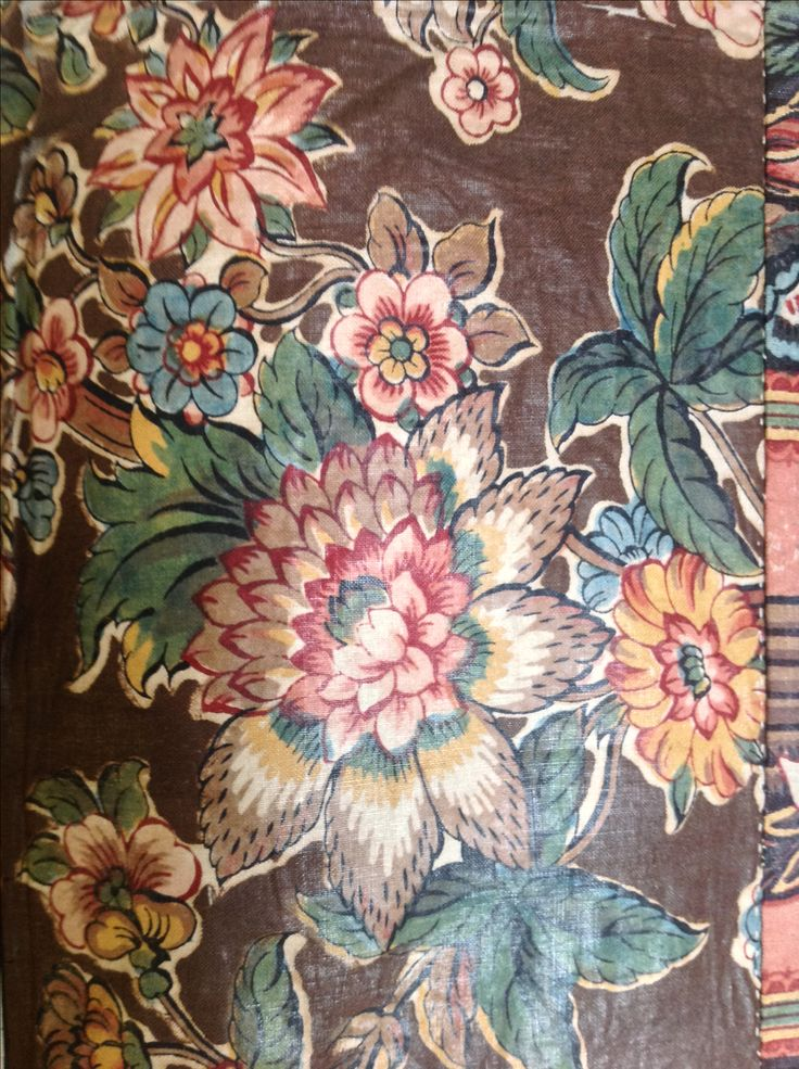 940 best images about palempores chintz french and for Chintz fabric