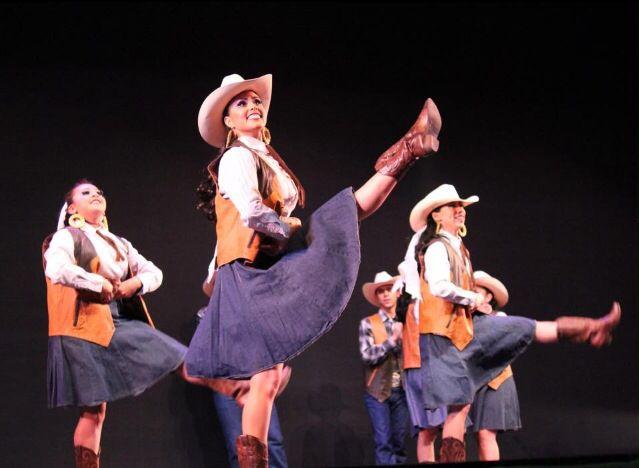 Ballet Folklorico de Carlos Moreno. Calabaceados. Baja California. Oakland California